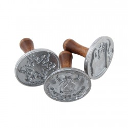 Set 3 Marcadores de Galletas 1335 Nordic Ware