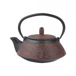 Tetera Hierro Fundido 0.8lts Oriental India 620508 Ibili