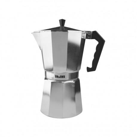 Cafetera Aluminio 12 Tazas 1.2lt Bahia Ibili
