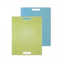 Bandeja 55x41 Turquesa/Verde Freeform