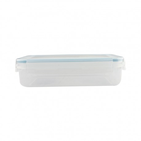 Hermético Plástico Rectangular 1.1lt Biokips