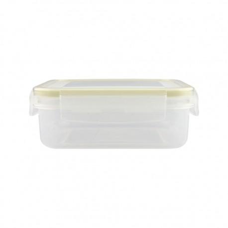 Hermético Plástico Cuadrado 700ml Biokips