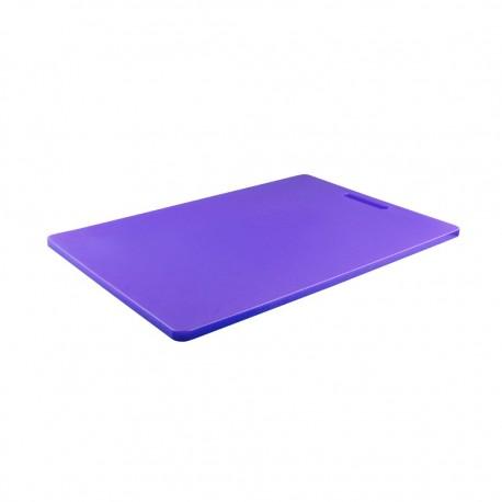 Tabla Cortar 30x46x1.1cm Azul Dussel