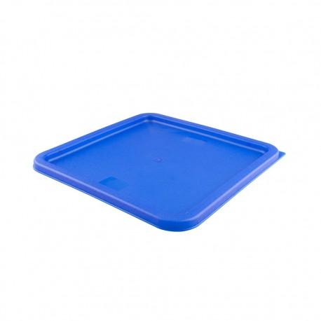 Tapa Plástica Azul Recipiente 12-18lt p-082 Wins
