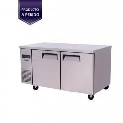 Mesón Refrigerado 2 Puertas 150x60x85cm VMR2PS-260 Ventus