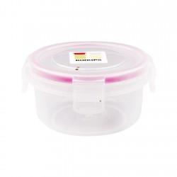 Hermético Plástico Redondo 240ml Biokips
