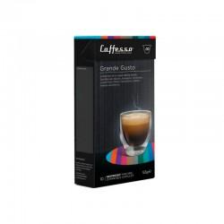 Capsula Caffesso Gusto Mix num.4-12 p/ maq. Nespresso