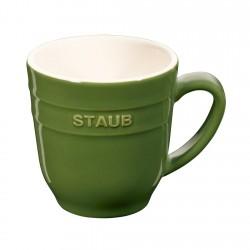 Mug Cerámica 9cm Verde 0,35lt Staub