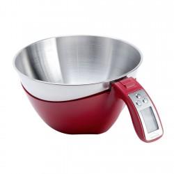 Pesa Digital 5kg/1Gr C/Bowl Extraíble 61707 Lacor