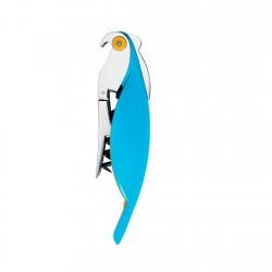 Sacacorchos Azul Parrot Alessi