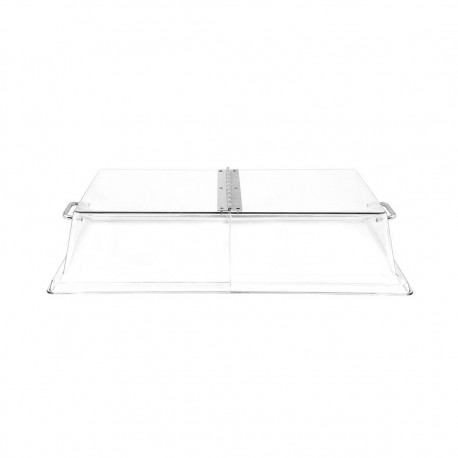 Cubierta con Bisagra 32x53cm RD1220CWH135 Cambro