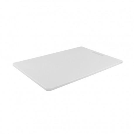 Tabla Cortar Blanco 38x50x1,27cm Dussel