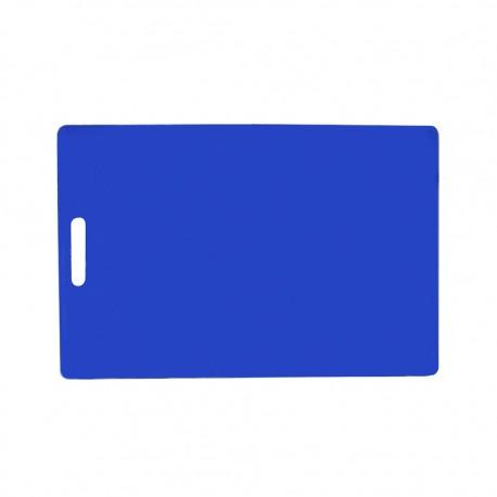 Tabla Cortar 38x50x1,2cm Azul Dussel