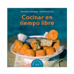 Libro cocinar en tiempo libre