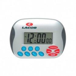 Reloj digital con timer...