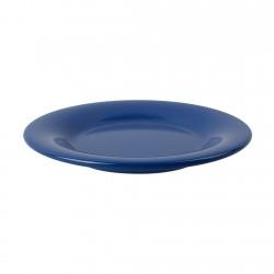 Plato de Entrada Melamina Azul Oceano 20cm Efay