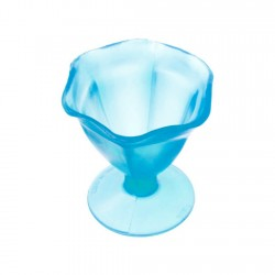 Copa Helado Ondulada San Azul Rinox