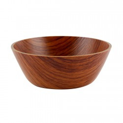 Mini Bowl Redondo Caoba 10cm Evelin