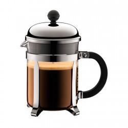 Cafetera 0,5lt Silver Chamboard Bodum