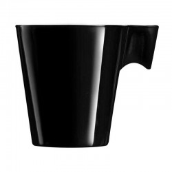 Taza 8cl Noir Flashy Expresso Luminarc