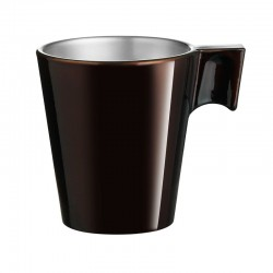 Taza 8cl Chocolate Flashy Expresso Luminarc