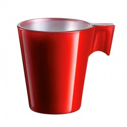Taza 22cl Red Flashy Longo Luminarc
