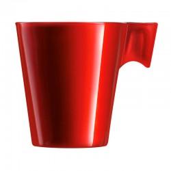 Taza 22cl Red Flashy Longo Luminarc