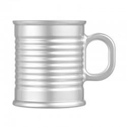 Vaso 25cl Silver Conserve Moi Alu Luminarc