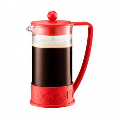 Cafetera 0,35lt Rojo Brasil Bodum