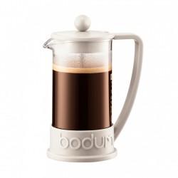 Cafetera 0,35lt Blanco Brasil Bodum