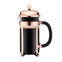 Cafetera 1lt Copper Chamboard Bodum