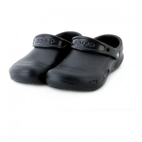 Zueco Bistro (37) Negro Crocs