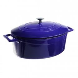 Cacerola Ovalada Azul 29cm Lava