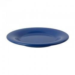 Plato de Pan Melamina Azul Oceano 16,5cm Efay