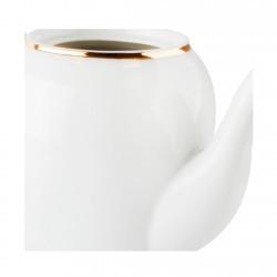 Cafetera con Tapa Filete Oro Limoges