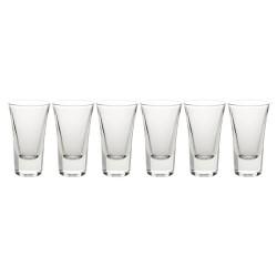 Set 6 Vasos Shot 5cl Montana Fta