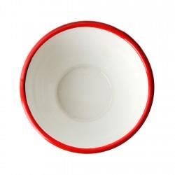 Bowl Acero Esmaltado 12cm Bordeaux Ibili