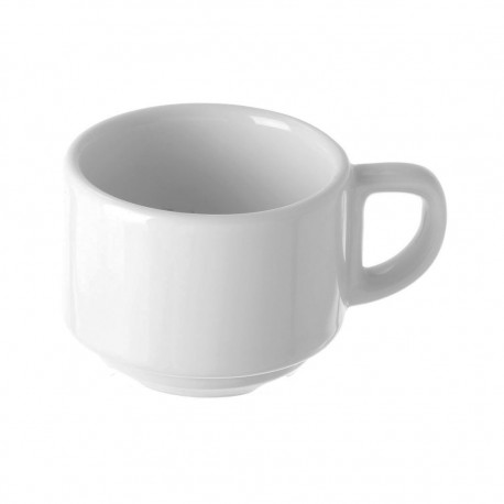 Taza café 8cl apilable Palace Candour Arcoroc