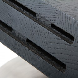 Block negro con pie para cuchillos 7276 Wusthof