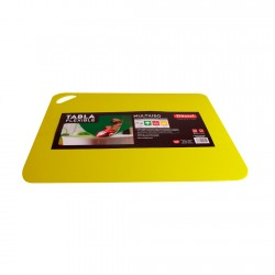 Tabla Cortar Flexible Amarillo 29x38x0,2cm Dussel