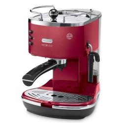 Cafetera Espresso Rojo...