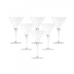 Set de 6 Copas Martini...