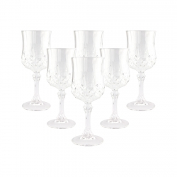 Set de 6 Copas Tinto 17,5cl...