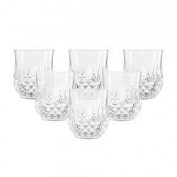 Set de 6 Vasos Whisky Bajo...