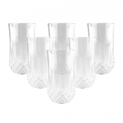 Set de 6 Vasos Whisky Alto...