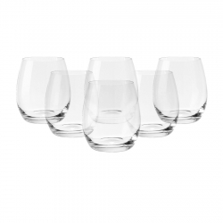 Set de 6 Vasos Whisky Bajo...