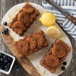 Molde de Pan Trío de Limones Nordic Ware