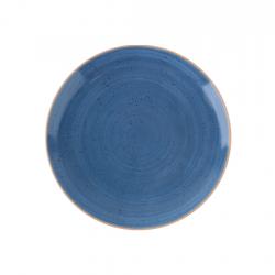 Plato Bajo Terra Azul 31cm...