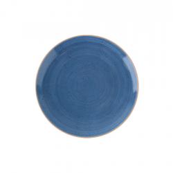 Plato Bajo Terra Azul 24cm...