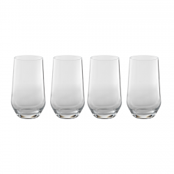 Vaso Alto 40cl Set 4 Ladies...